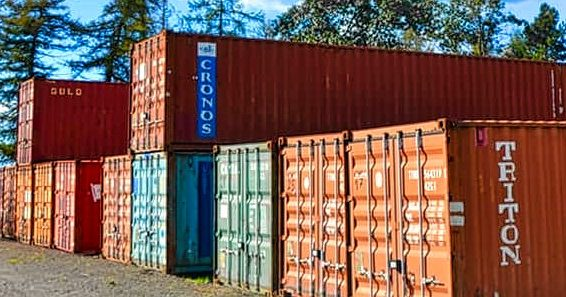 Lagerraum, Lagercontainer mieten